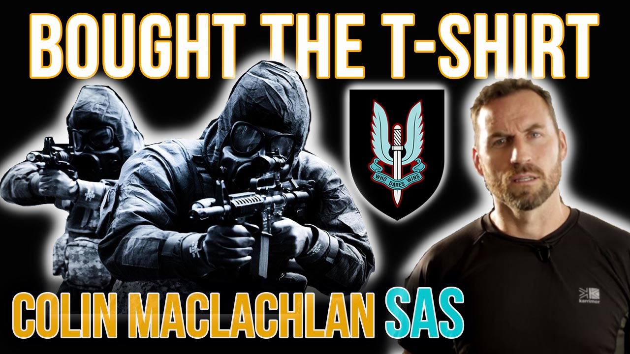 Celebrity SAS Who Dares Wins 2020 Podcast with Colin Maclachlan Special Forces