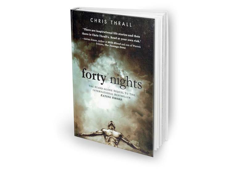 Chris Thrall - Forty Nights