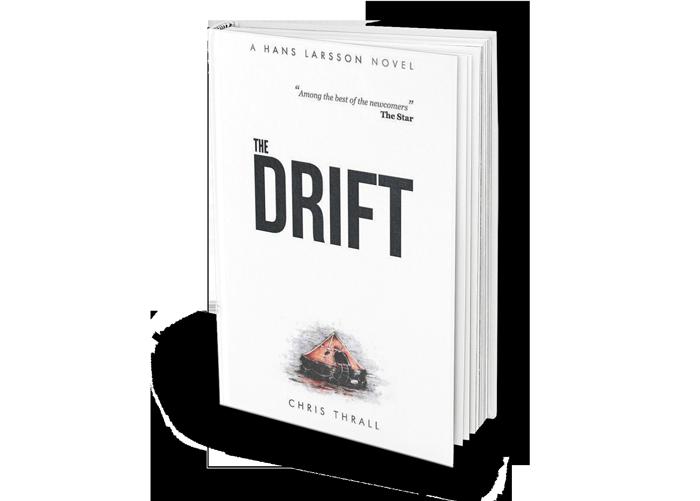 <i><b>Chris Thrall - The Drift</i></b>