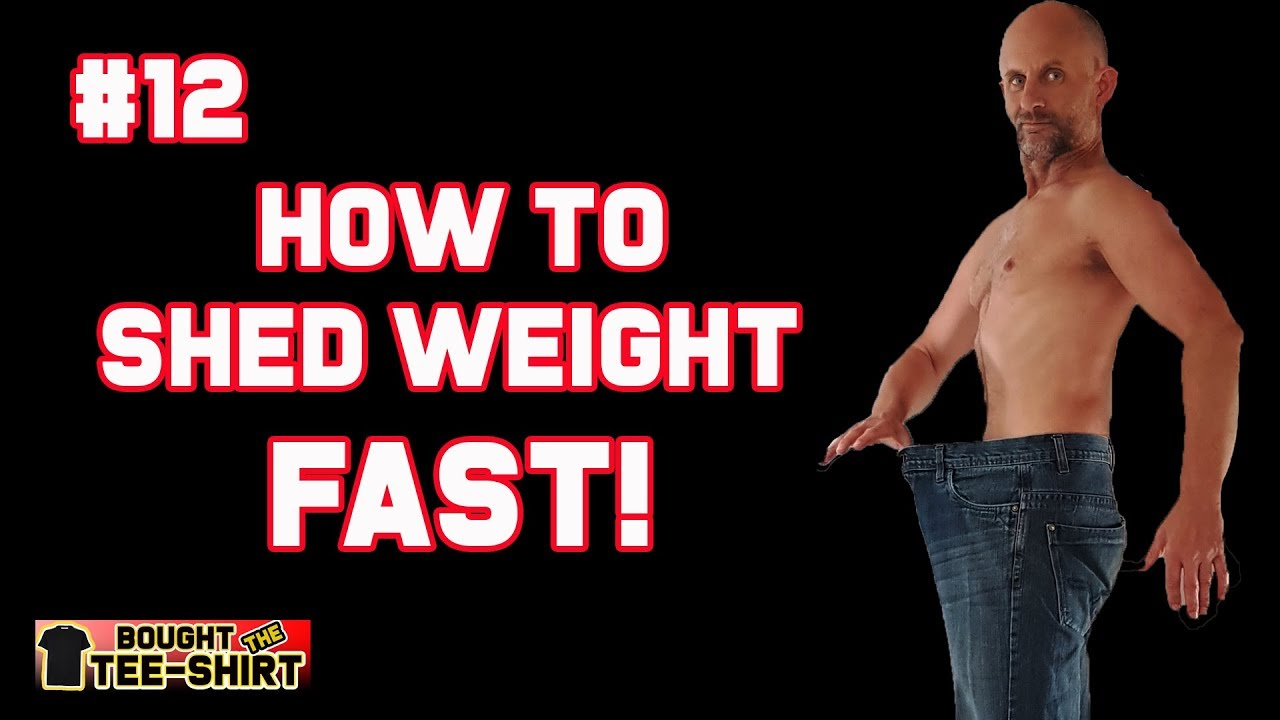 #12 How to Lose Weight Quickly (& Safely). No Fad Diet