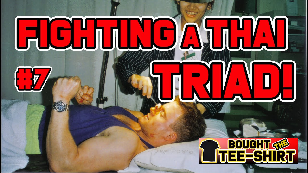 #7 Kickboxing A Thai TRIAD Goes Horribly Wrong! How Not To Do Muay Thai!