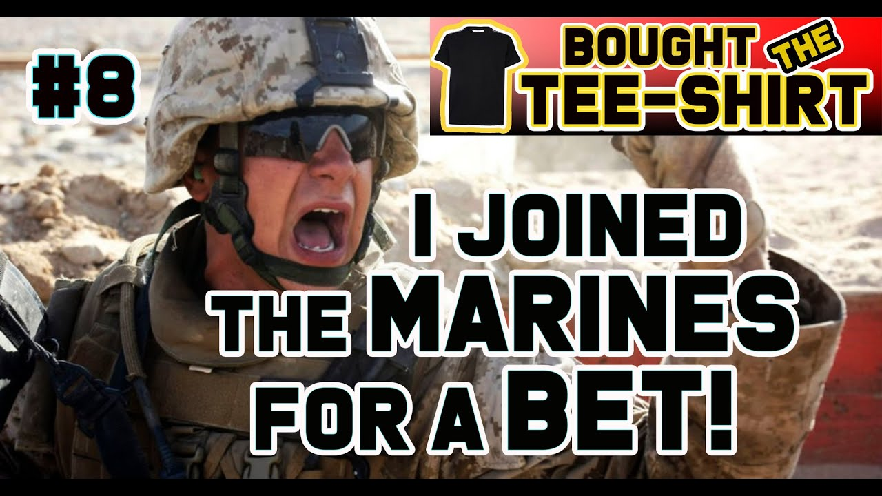 #8 I Joined the Royal Marines For A BET!
