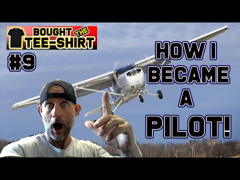#9 How I Got My Private Pilot's License, PPL