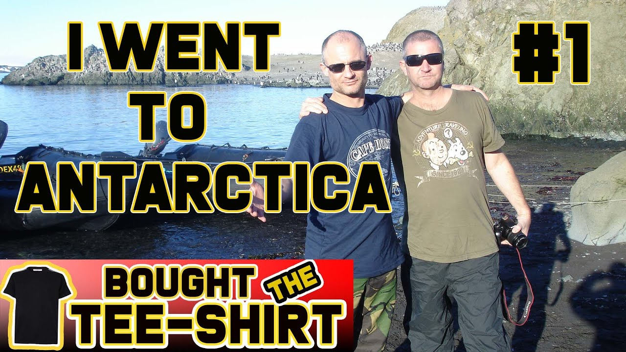 Is the Earth flat? My expedition to Antarctica | Podcast | #1