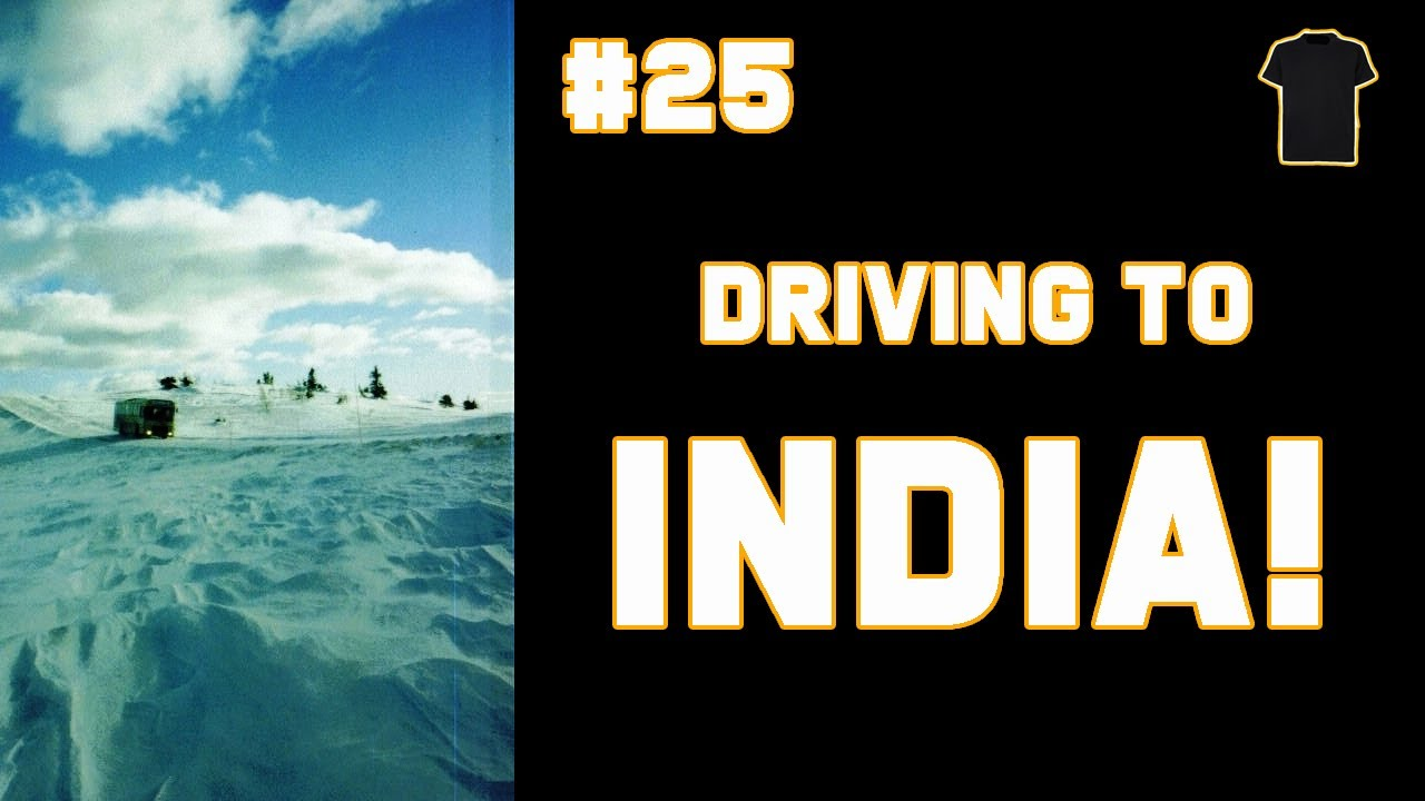 I Drove a BUS to INDIA With My Mates! | Podcast |#25
