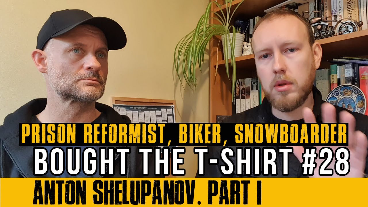 Red Army Riding Club (Motorcycle) | Prison Reform | #28