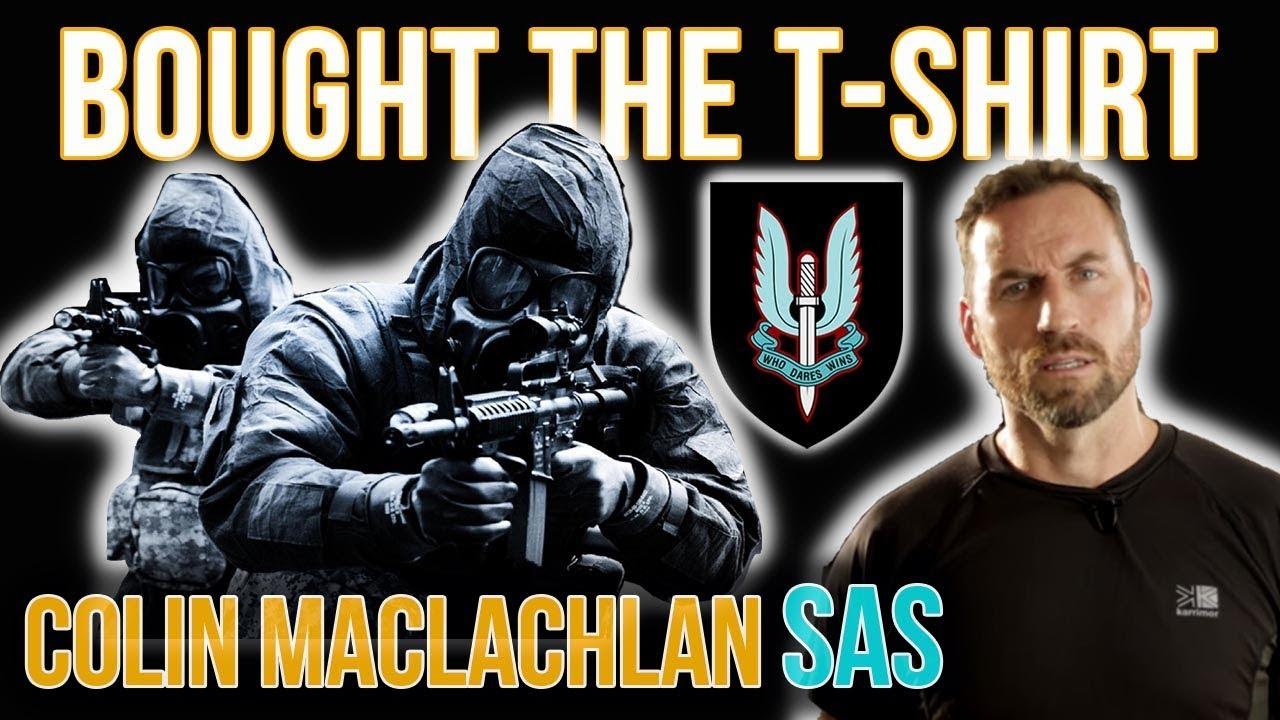 SAS Who Dares Wins Colin Maclachlan | #41