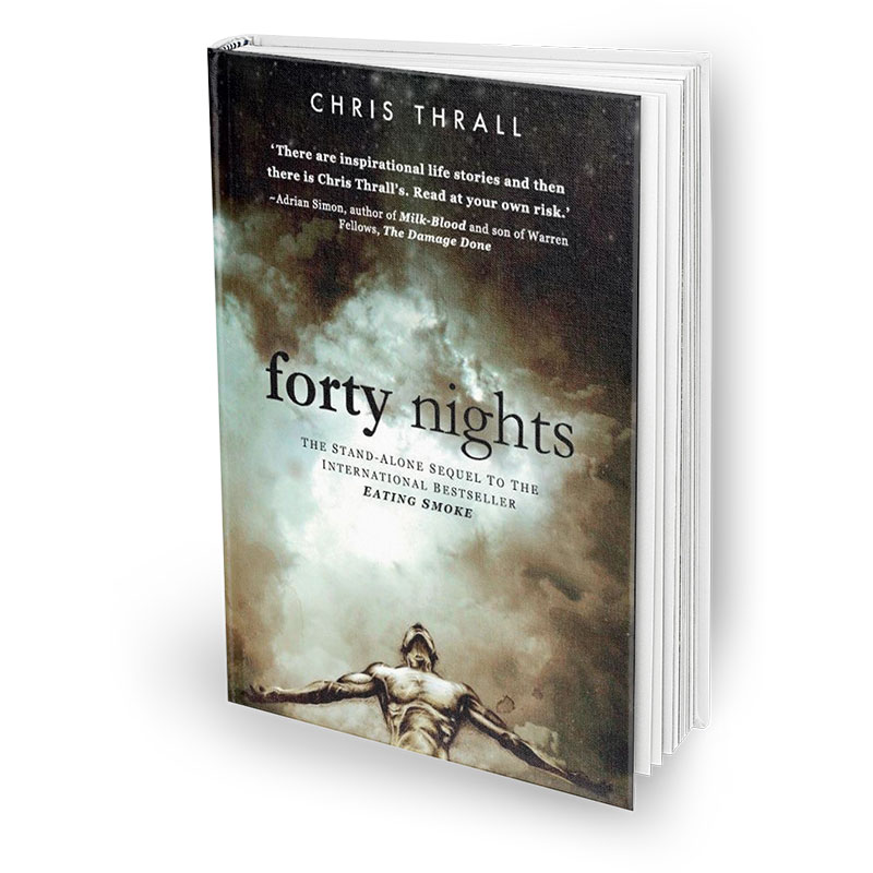 Forty Nights: My Escape From Crystal Meth Hell