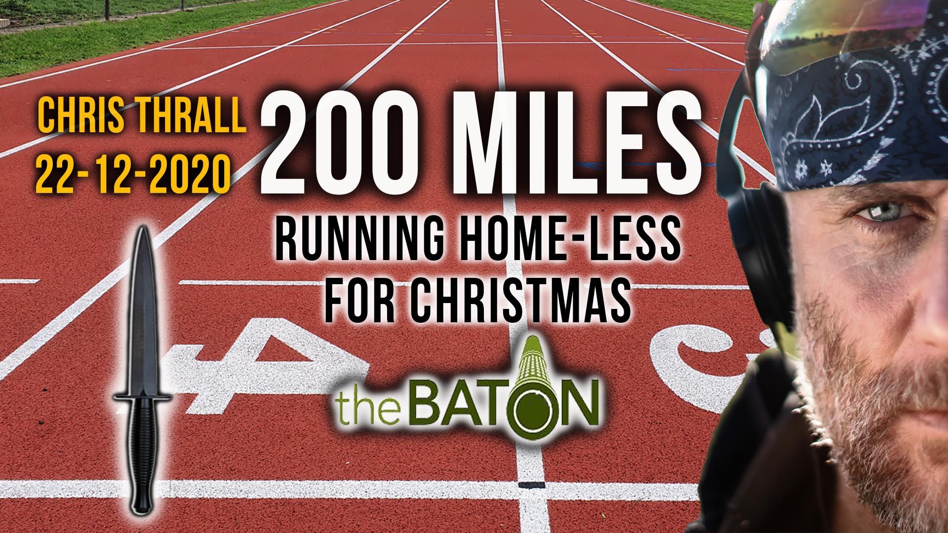 MY 200-MILE RUN TO RAISE AWARENESS OF VETERANS HOMELESSNESS