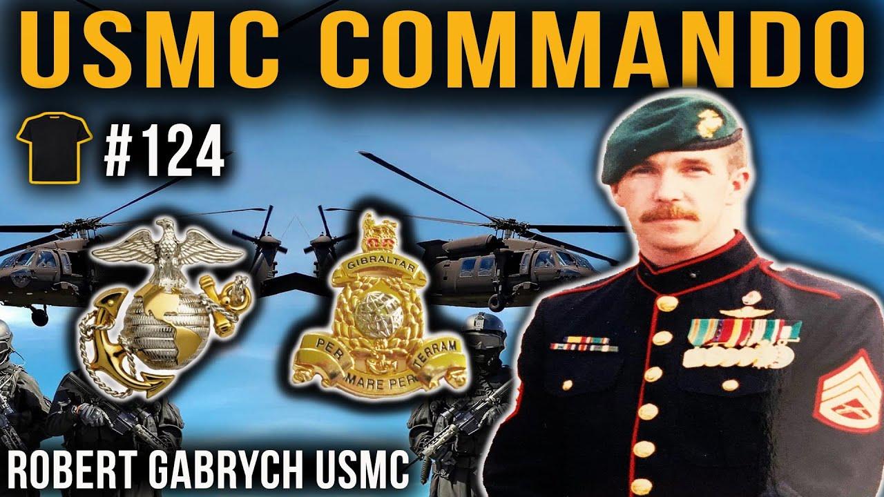 USMC Instructor PASSES Commando Course | #124