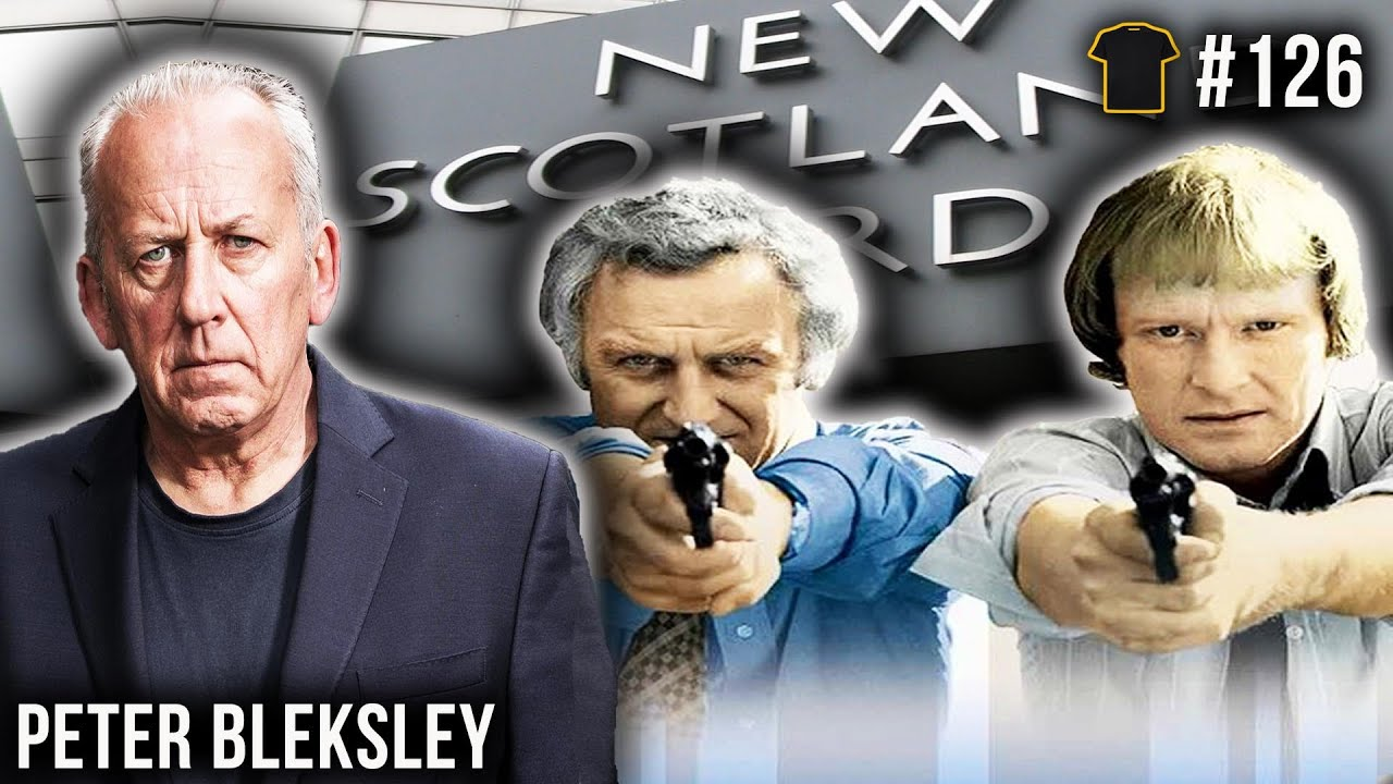Scotland Yard's Toughest Undercover Cop | 'Hunted' | #126
