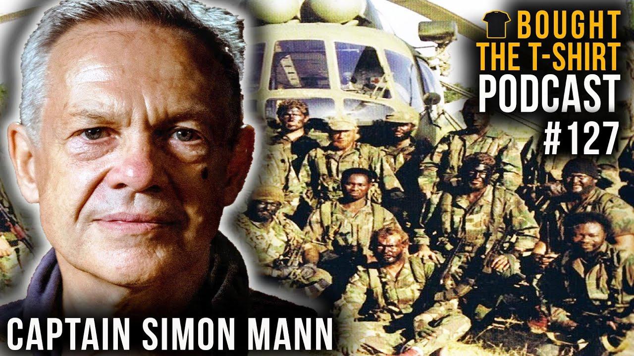SAS Captain to Mercenary | Political Prisoner | #127