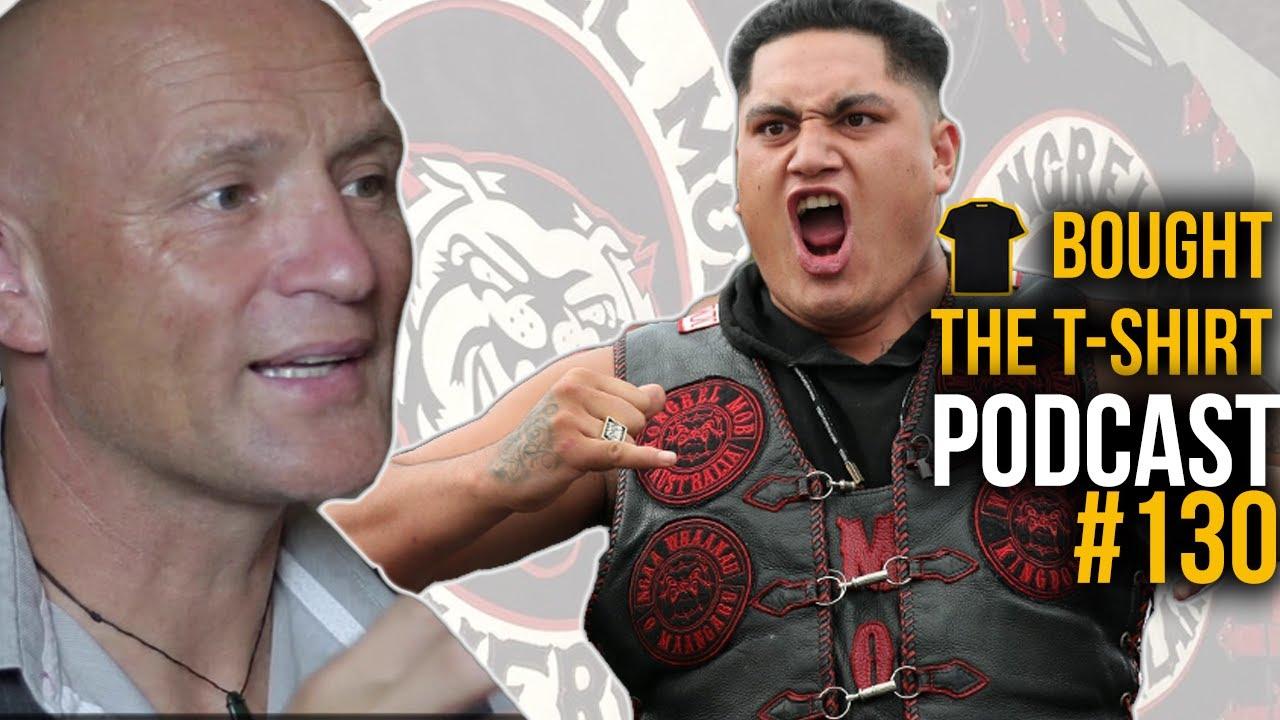 New Zealand Cop Battles Mongrel Mob    Podcast #130