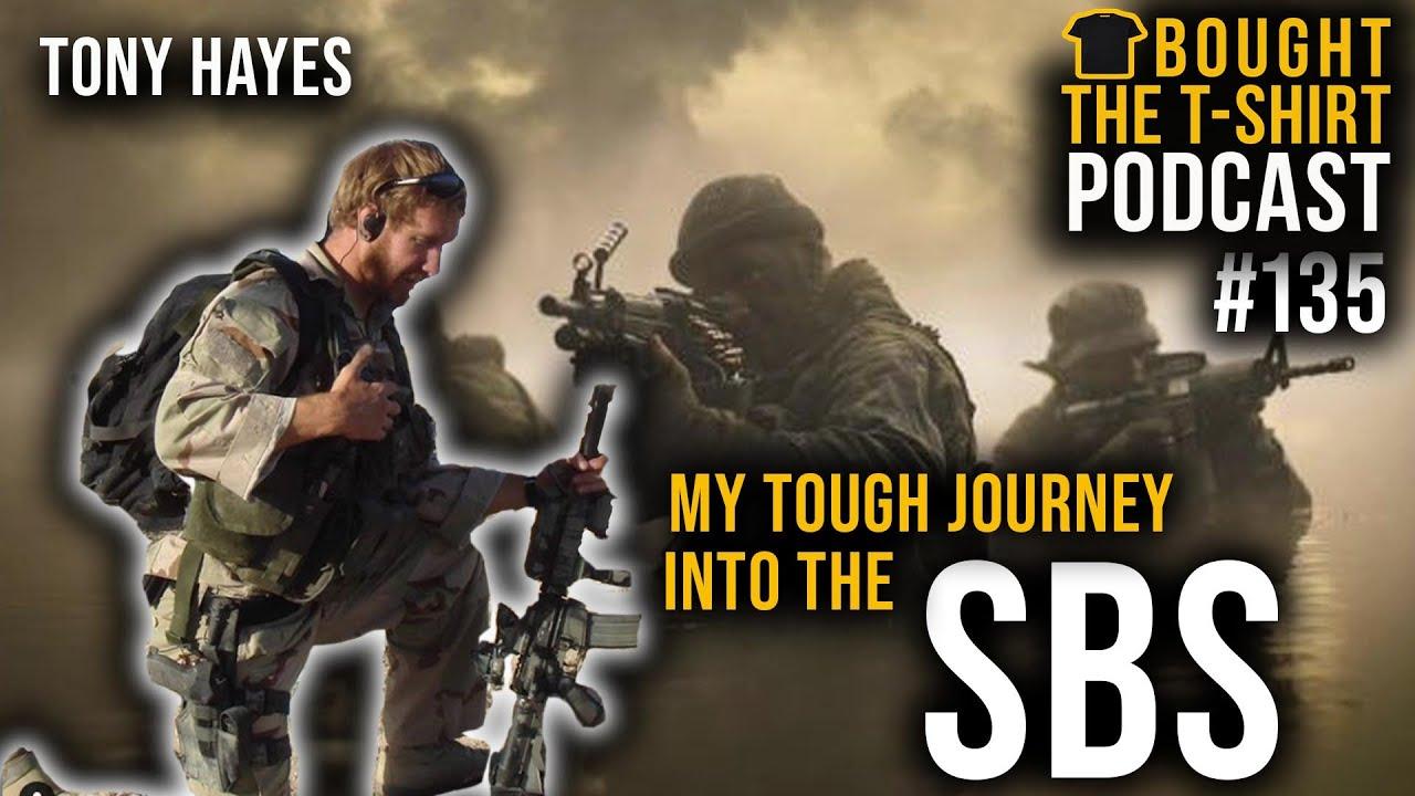 Special Boat Service Royal Marines | Tony Hayes SBS | #135