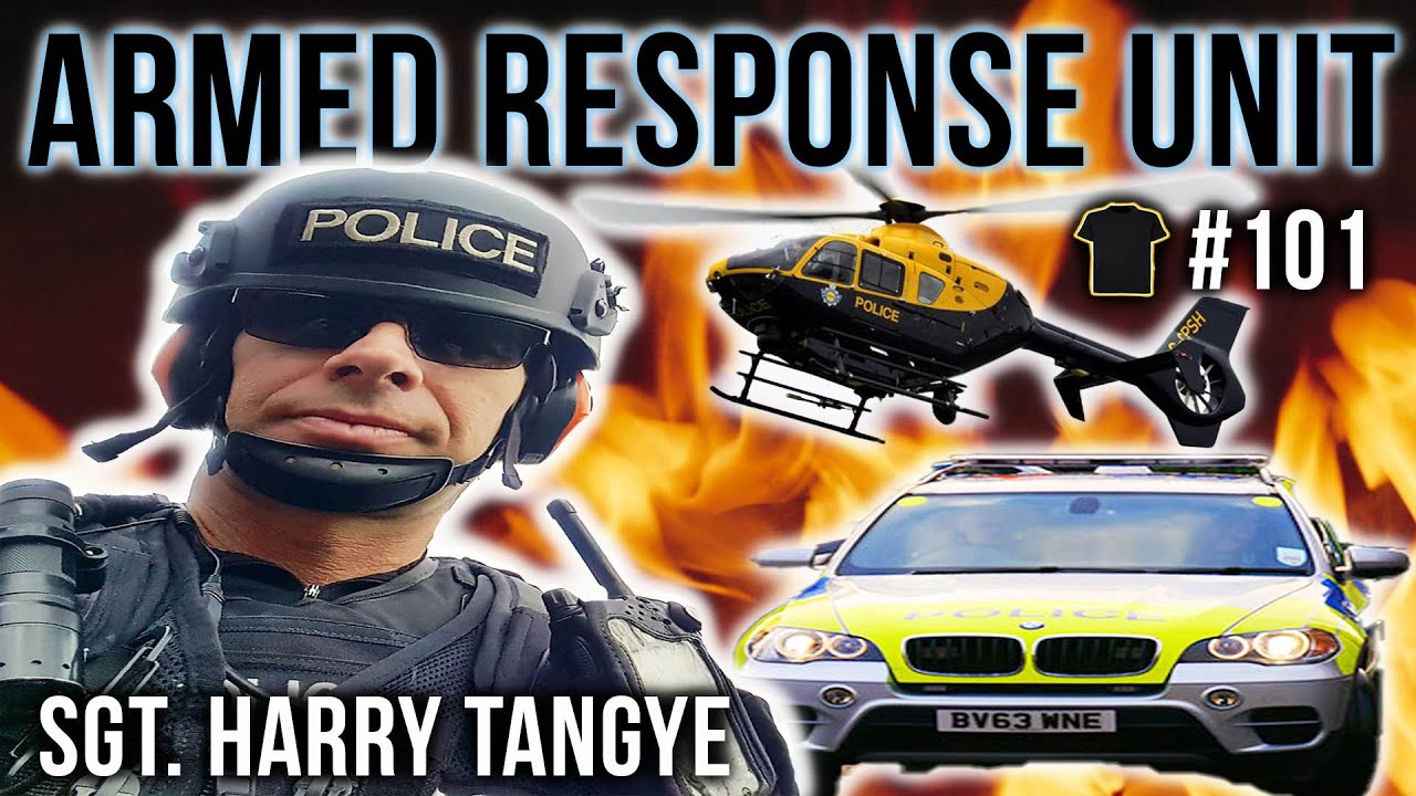 30 Years In The Armed Response Unit | Podcast #101