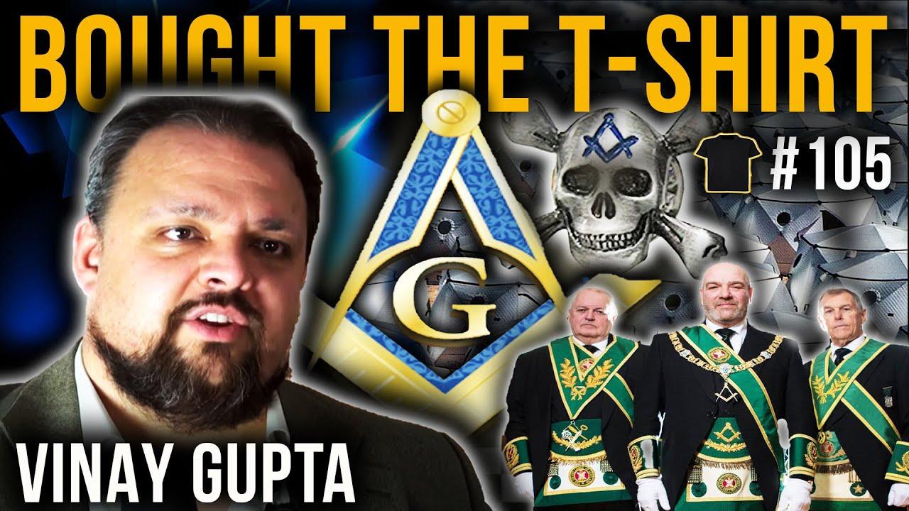Burning Man & Freemasonry | Vinay Gupta | #105