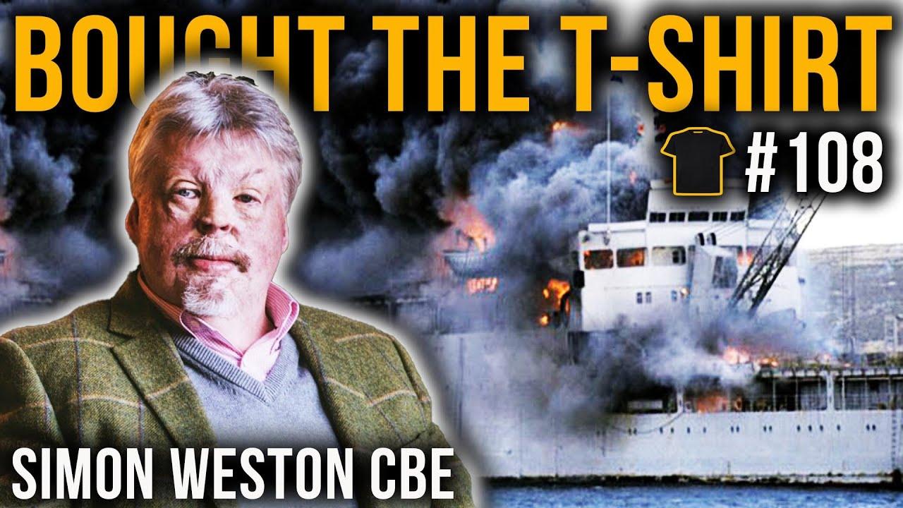 Simon Weston CBE Falklands War | #108