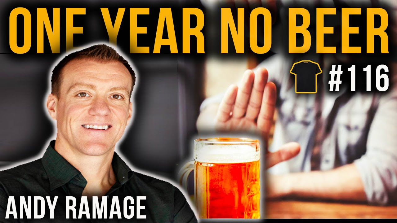 One Year NO Beer | Former Professional Footballer | #116