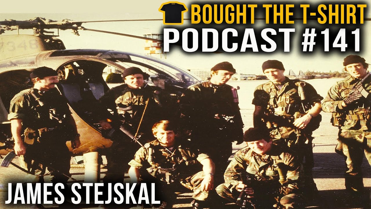 #141 US Special Forces In COLD War Berlin | James Stejskal | Green Beret & 82nd Airborne | BTTS Podcast