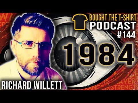 The legendary truth warrior 1984 | Richard Willett | #144