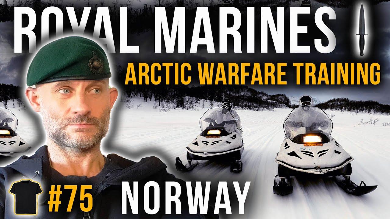 Arctic Warfare Training AWT | Royal Marines | #75