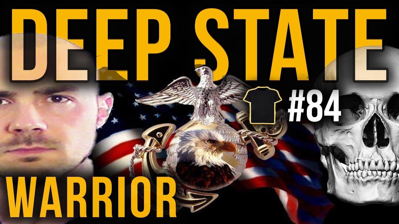 Q & The True Patriot | US Marine A J Gage | #84