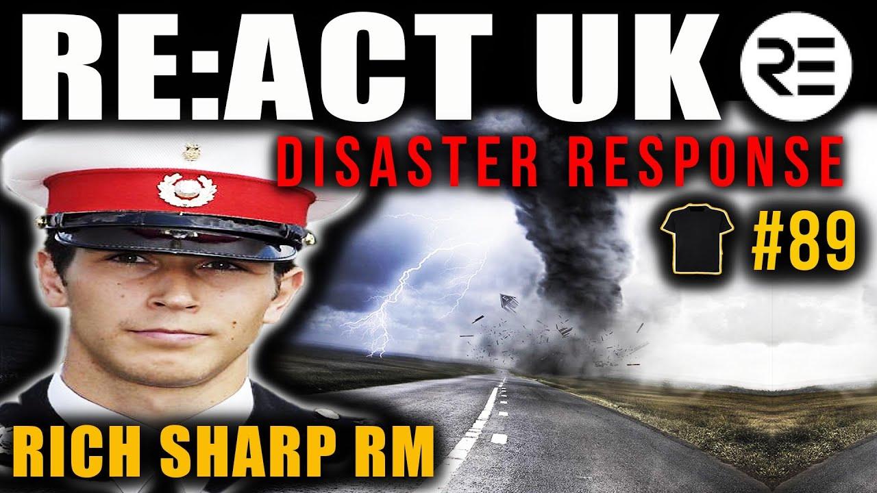 Royal Marines Commando Officer | RE:ACT UK | #89