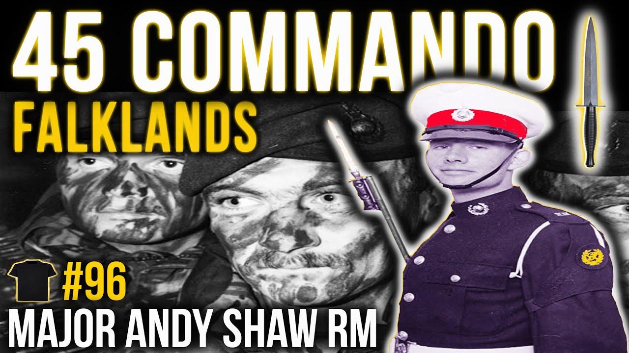 The Untold Story Of 45 Commando | #96