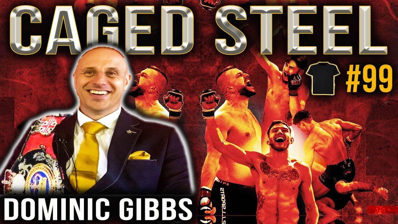 MMA Warrior Legend | Dom Gibbs | #99