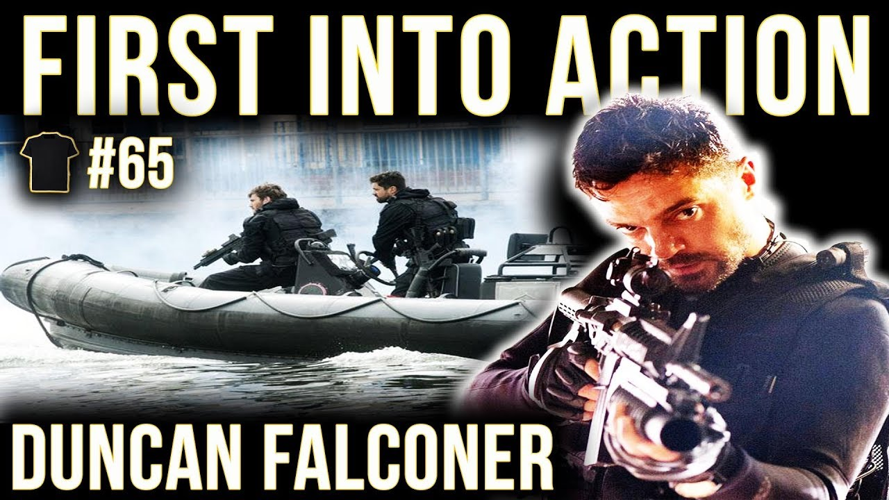 FIRST Into Action | Duncan Falconer | #65