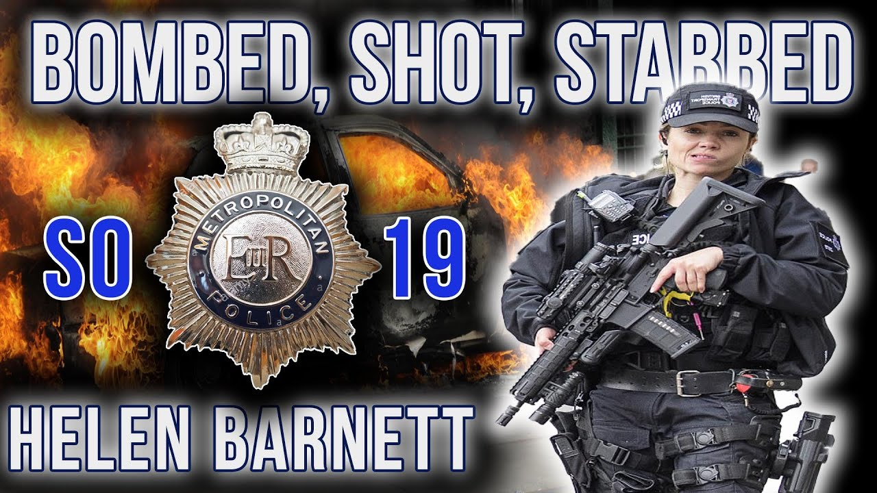 Blown Up, Shot, Stabbed SO19