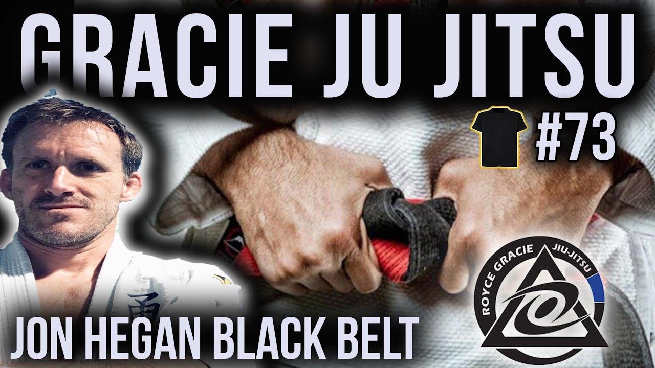 Gracie Jiu Jitsu Black Belt | Krav Maga Teacher | #73
