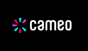 cameo video message or text