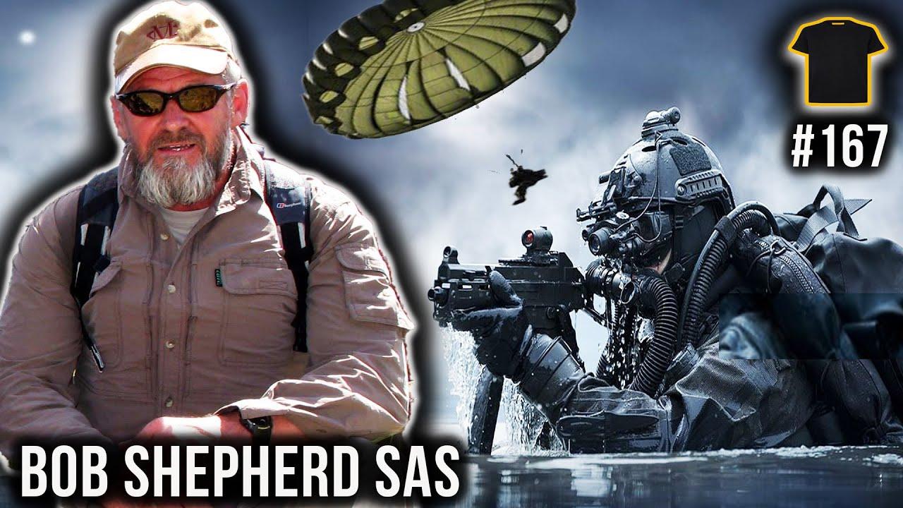 SAS Parachuting Into The South Atlantic | Podcast #167