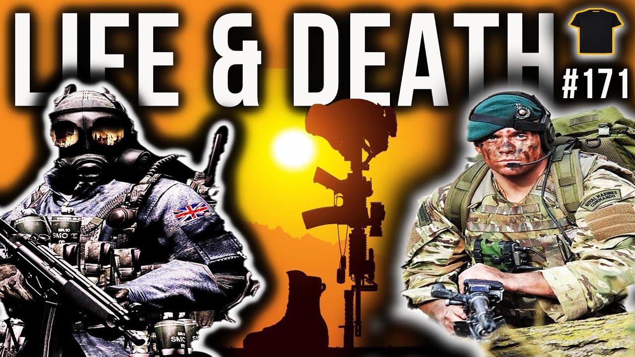 SAS Trooper & Royal Marines Commando | #171