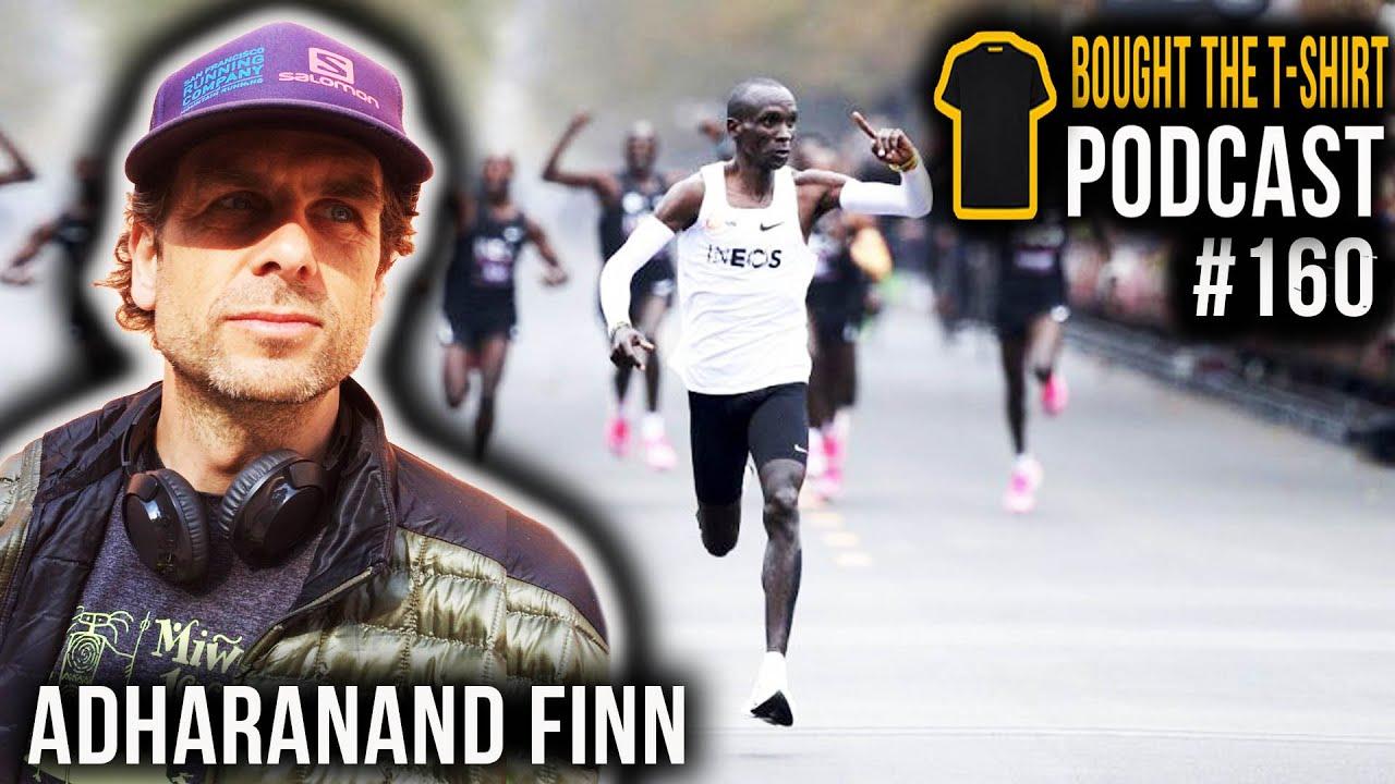 The Fastest Men On Earth | Adharanand Finn | #160