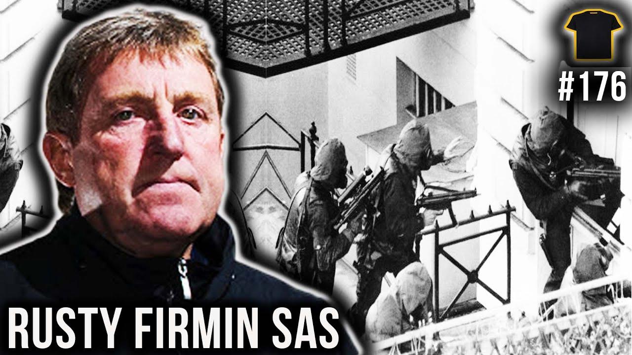 SAS Iranian Embassy Siege | Rusty Firmin #176