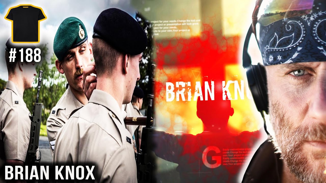 From The Royal Marines To A Satanic Coven | Brian Knox | #188