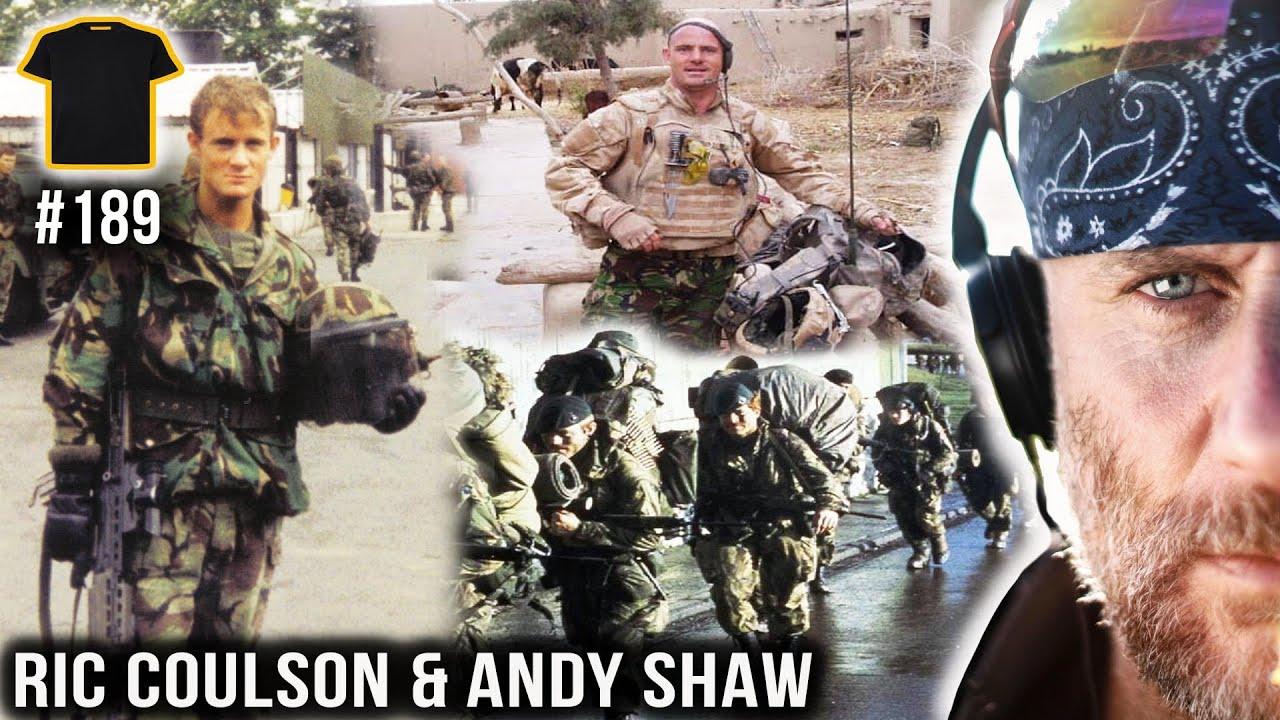 Man DOWN! | Afghanistan | Falklands | Northern Ireland | Podcast | #189