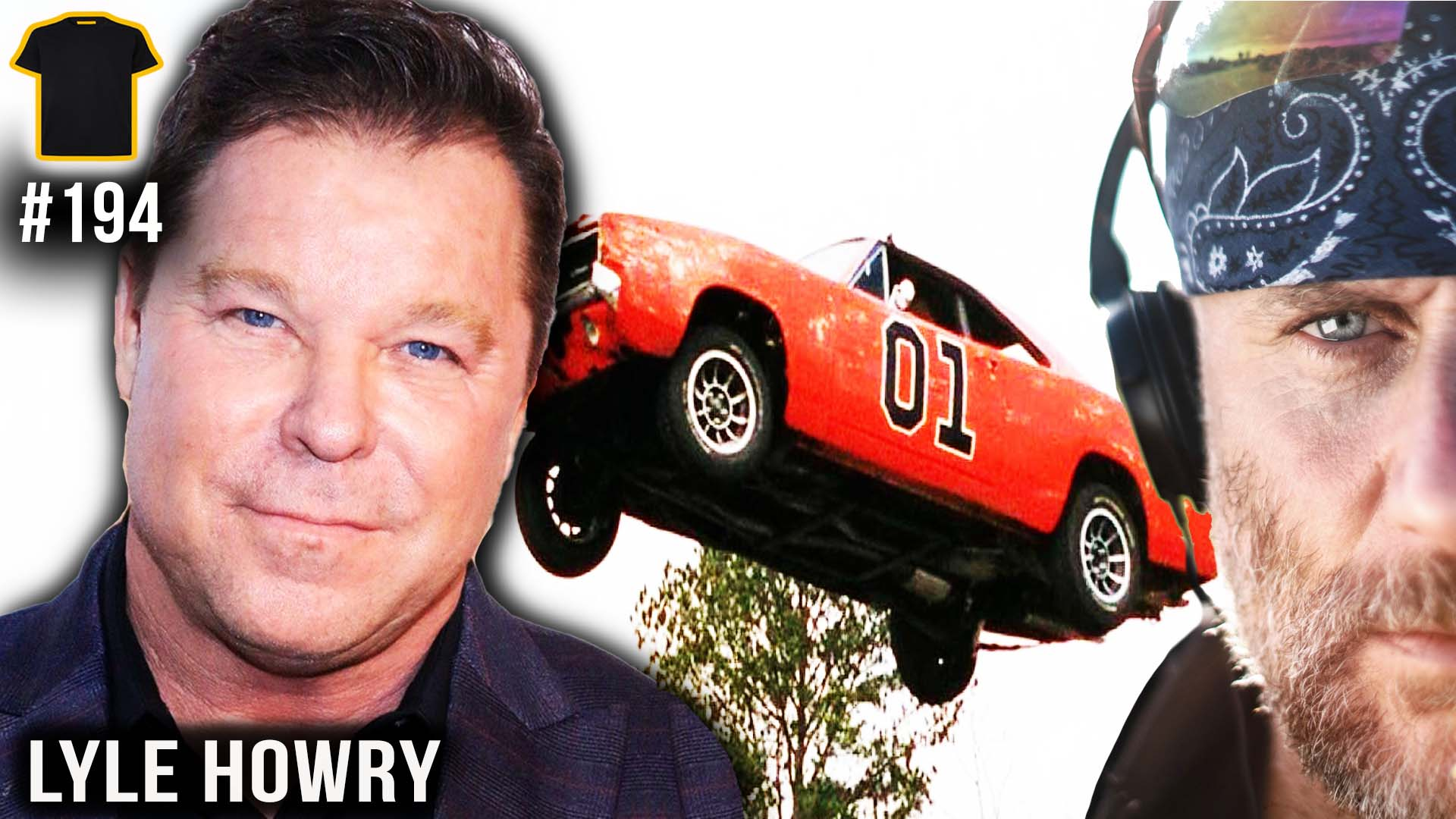 LEGENDARY Hollywood Producer | Lyle Howry |Dukes of Hazzard| #194