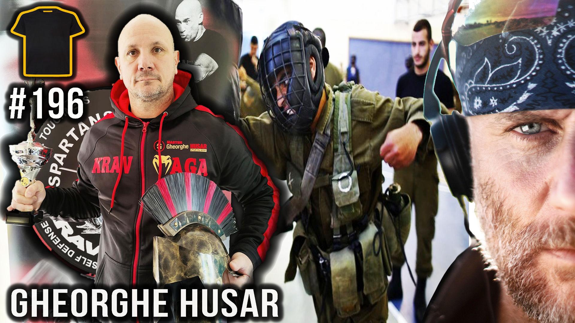 The President's Bodyguard | Krav Maga Master Gheorghe Husar | #196