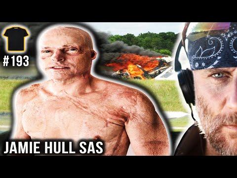 SAS Operator JUMPS From BURNING PLANE | Jamie Hull | #193