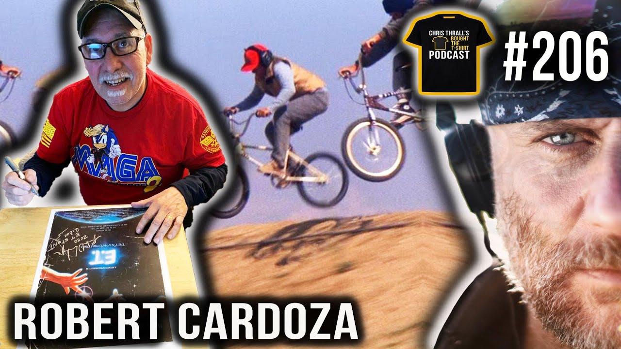 The BMX Boys From ET | Robert Cardoza |Podcast #206