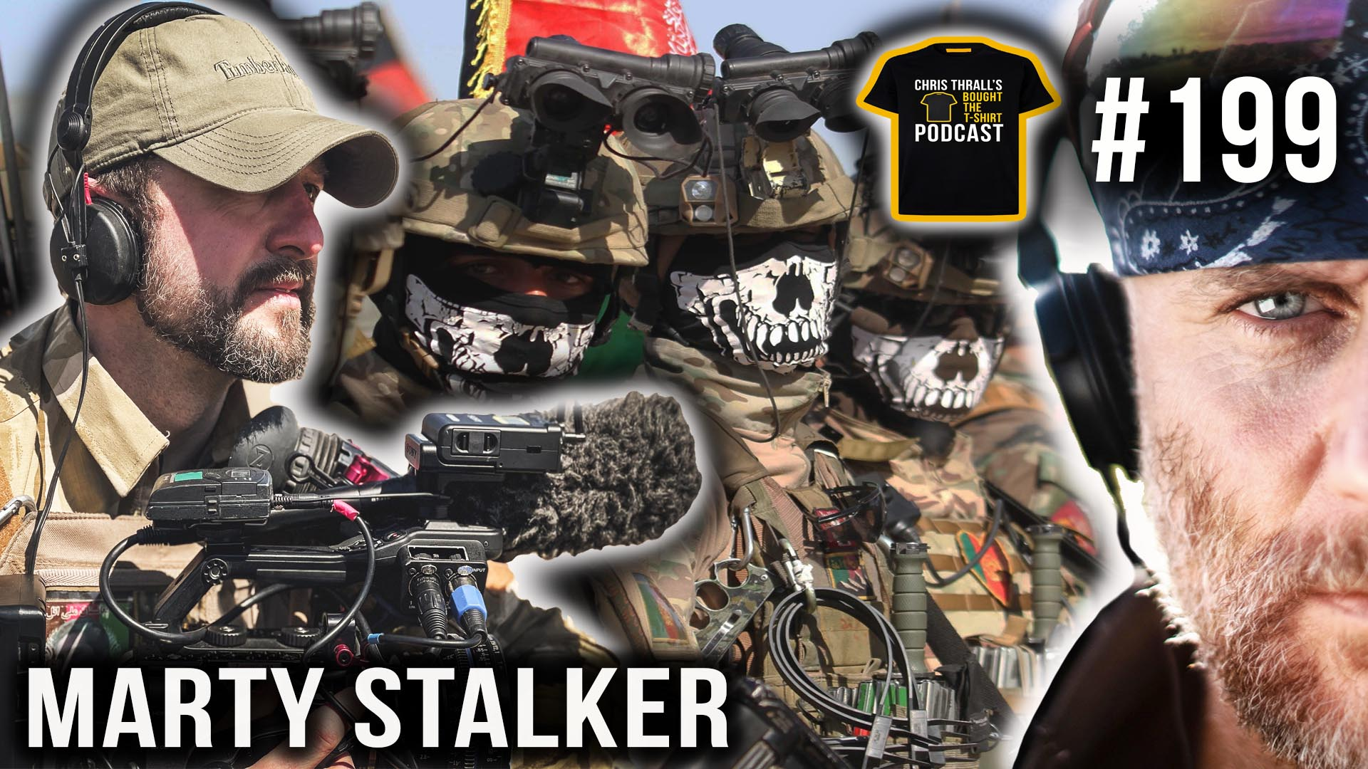 Mission FAILED Afghanistan | Marty Stalker | Podcast #199