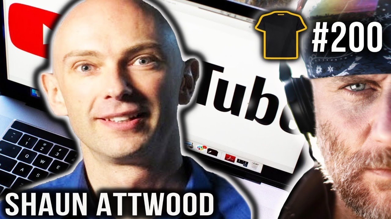 Shaun Attwood and Chris Thrall | Bought The T-Shirt Podcast # 200