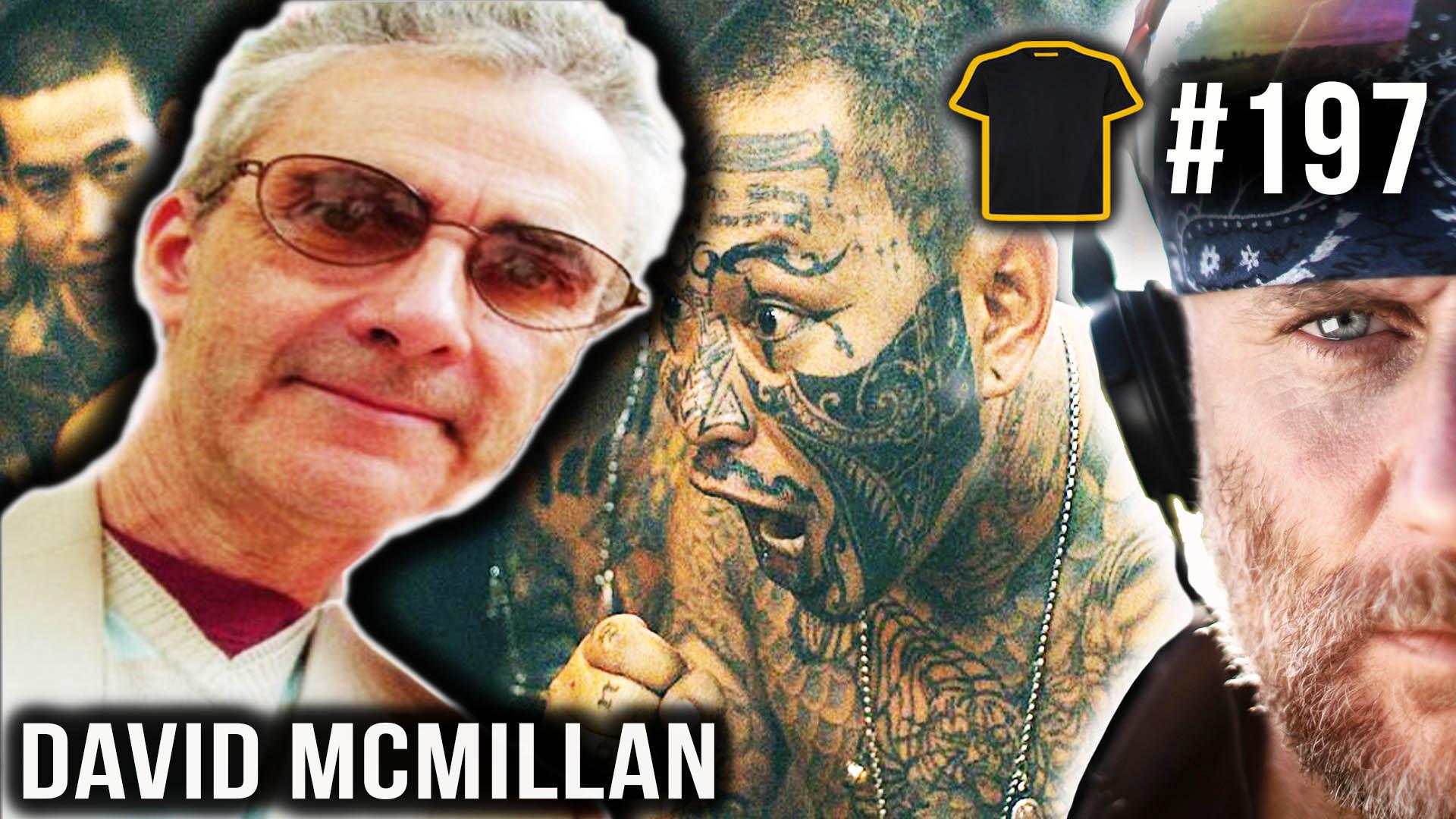 The BIG Tiger | David McMillan | Bought The T-Shirt Podcast | #197