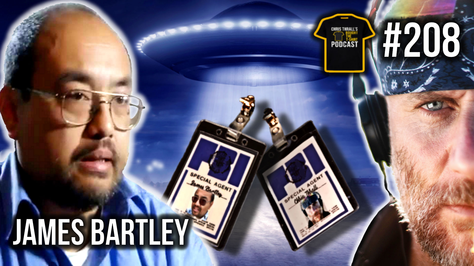 The Truth Is Out There | James Bartley | Podcast #208
