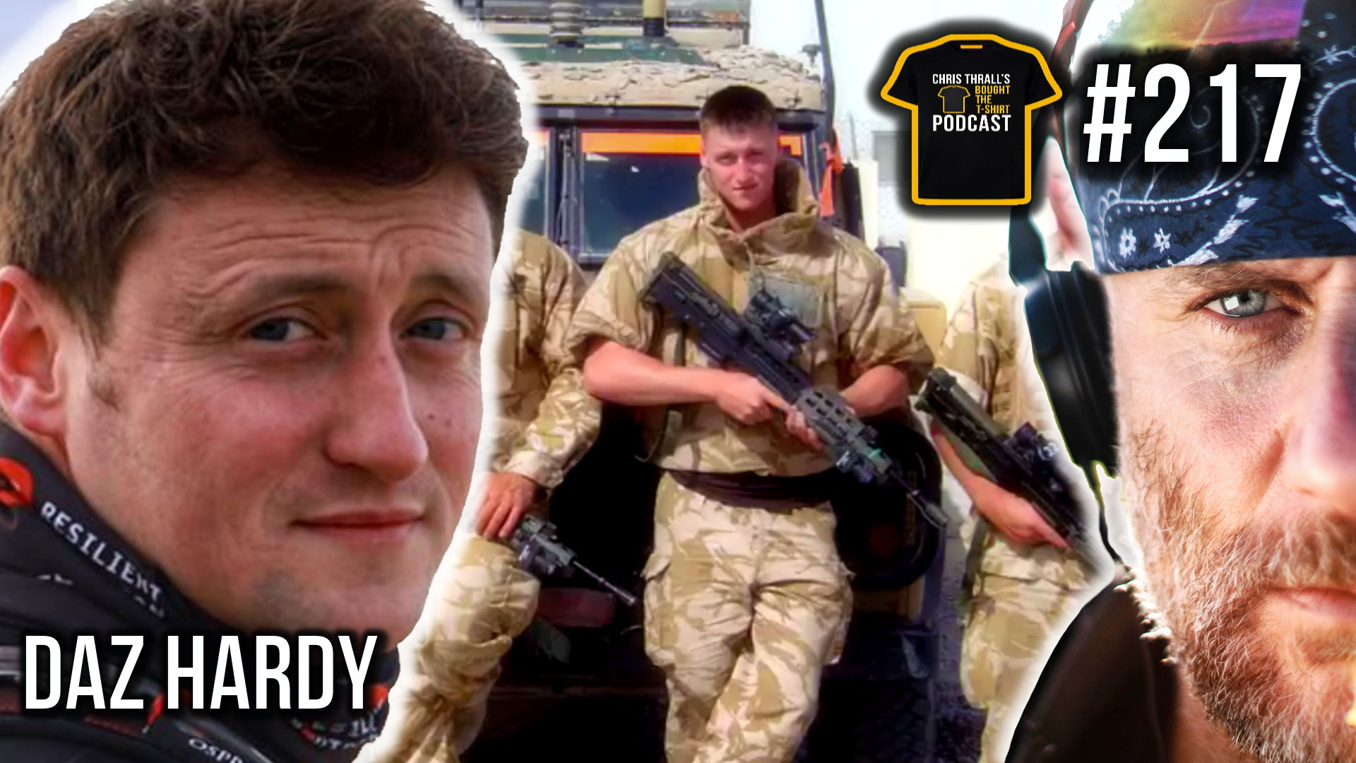I PULLED A BMW For TWO Days! | British Army Legend | Podcast #217